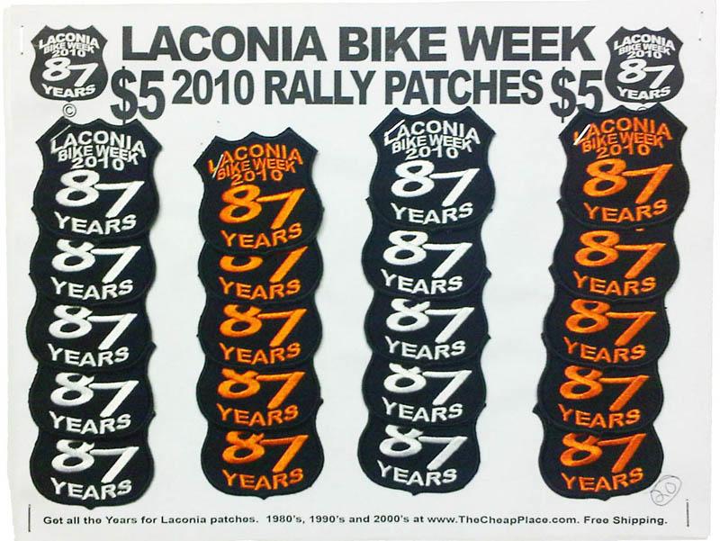 Laconia Bike Week