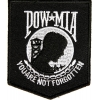 POW MIA Patches