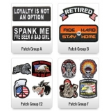 Wholesale Price Groups for Patches