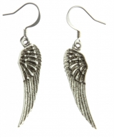 Angel Wing Ear Rings