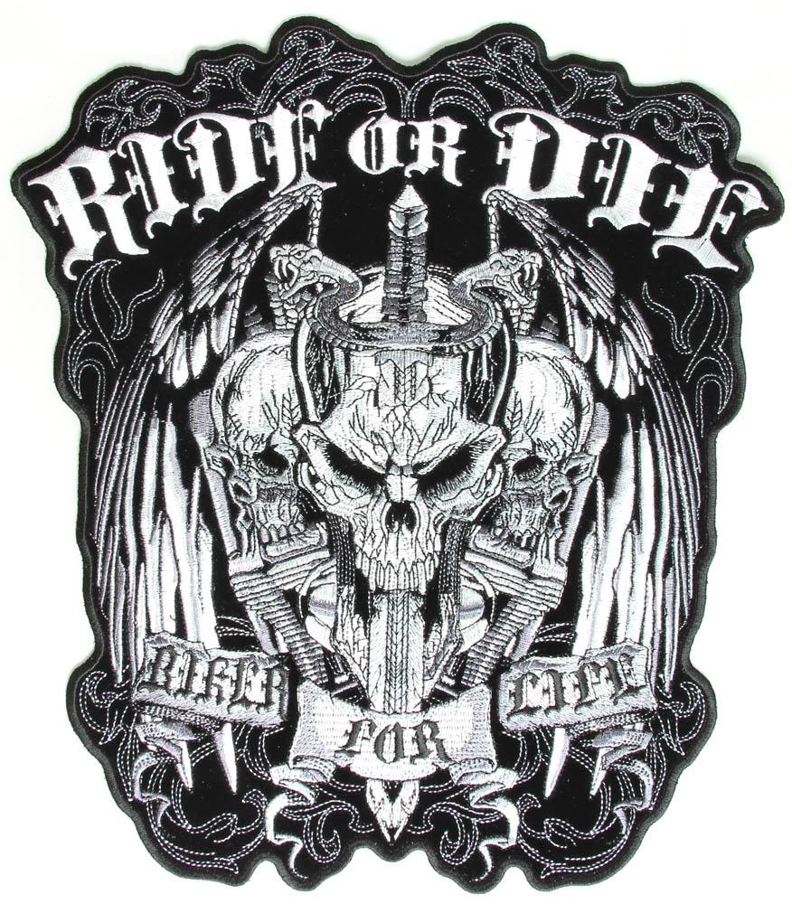 bikers skull logo - photo #18