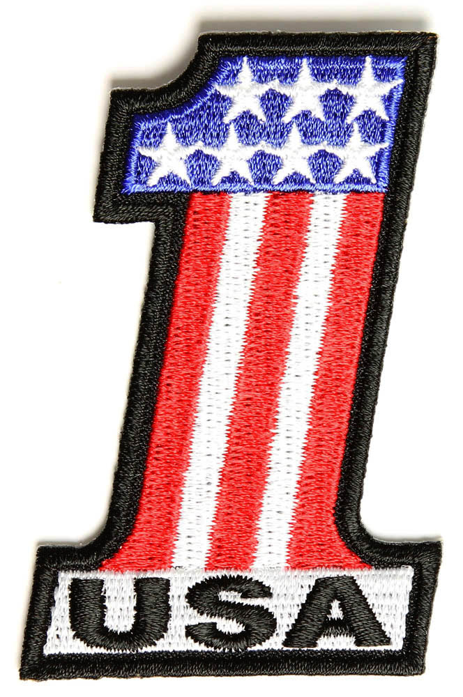 With heat seal on the back. This is a Sew on Patch. CUSTOM Patch. 2 - Border thread color from list below. Made In USA. BORDER and LETTER COLORS.