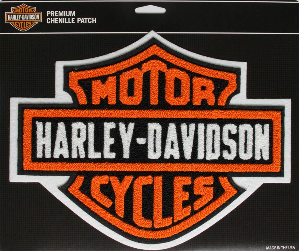 Harley Davidson Bar and Shield Wallpaper