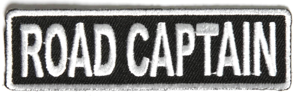 Road Captain Patch