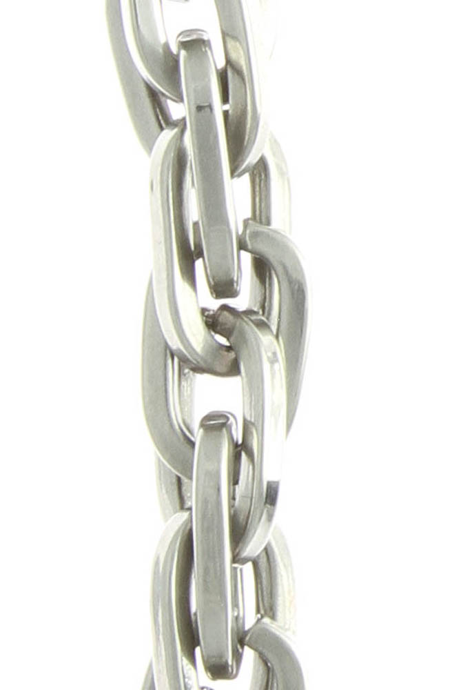 multi chain link stainless steel bracelet the cheap place