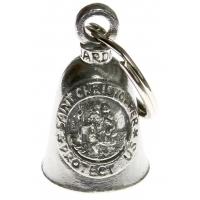 Saint Christopher Guardian Bell
