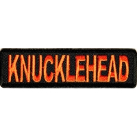 Knucklehead Patch