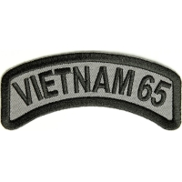 Vietnam 1965 Patch | US Military Vietnam Veteran Patches