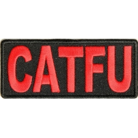 CATFU Patch - Completely And Totally Fouled Up | US Military Veteran Patches