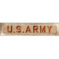 US Army Desert Patch | US Army Military Veteran Patches