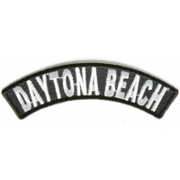 Daytona Beach Rocker Patch