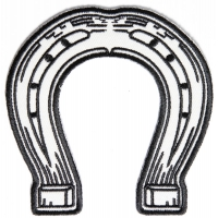 Horse Shoe Patch