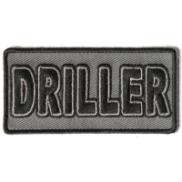 Driller Patch
