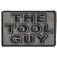 The Tool Guy Patch