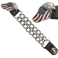 Eagle US Flag Vest Extender