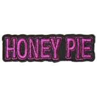 Honey Pie Patch | Embroidered Patches