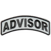 Advisor Rocker Patch Black Gray