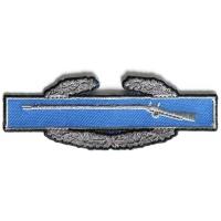 Combat Infantryman Badge, CIB Patch   US Army Military Veteran Patches