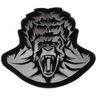 Large Zombie Gorilla Patch