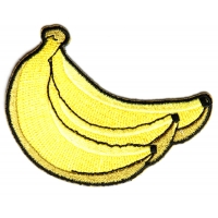 Bananas Patch | Embroidered Patches