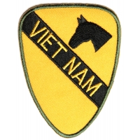 Vietnam 1st Cavalry Patch | US Military Vietnam Veteran Patches