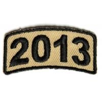 Black Desert Year Rocker Patch 2013