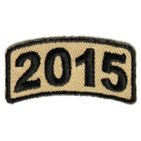 Black Desert Year Rocker Patch 2015