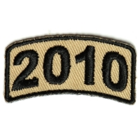 Black Desert Year Rocker Patch 2010