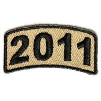 Black Desert Year Rocker Patch 2011