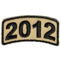 Black Desert Year Rocker Patch 2012