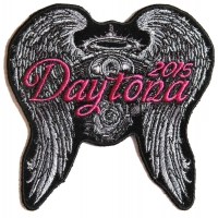 Daytona 2015 Angel Wings Patch