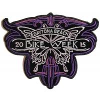 Daytona 2015 Butterfly Patch