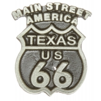 Route 66 Texas Pin