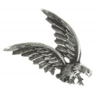 Squinty Eye Eagle Pin