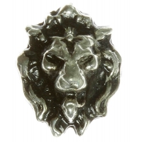 Vicious Lion Pin