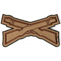 Crossed Shotguns Patch