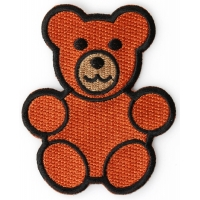 Cute Bear Kid's Patch