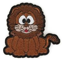 Cute Lion Patch