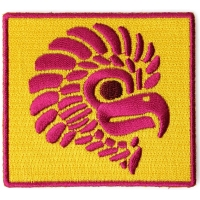 Native Indian Eagle Iron on Patch