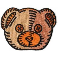 Teddy Bear Cute Iron On Patch