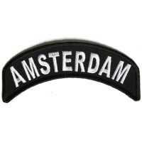 Amsterdam City Patch