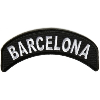 Barcelona City Patch