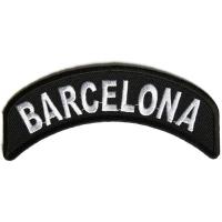 Barcelona City Patch