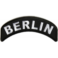 Berlin City Patch