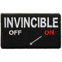Invincible Mode On Patch