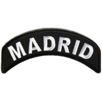 Madrid City Patch
