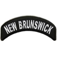 New Brunswick State Patch