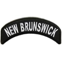 New Brunswick State Patch