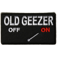 Old Geezer Mode On Patch