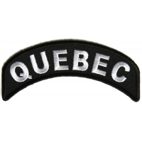 Quebec State Patch